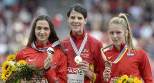 Tras el oro europeo Ruth Beitia va por el récord de España
