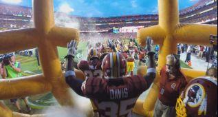 La indignación por la matanza de Ferguson llega hasta la NFL