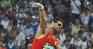 David Casinos revalida su título de campeón europeo en disco