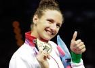 'Iron Lady', la gran diva de Hungría que nada diez pruebas
