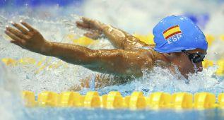 El relevo 4x200 nadará la final, la tercera del día para Mireia