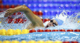 La Mireia más humana se cuelga otra medalla de plata
