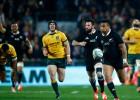 Los All Blacks recuperan su mejor versión ante Australia