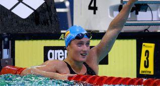 Primer oro para Mireia: en el 1.500 y con récord de España