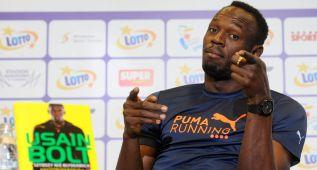 Bolt renuncia a Zúrich y da por terminada su temporada