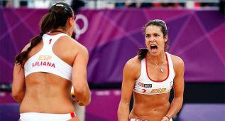 Las parejas españolas rozaron las semifinales en Polonia