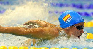 Oro y bronce para Mireia en 200 mariposa y 400 metros libre