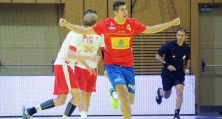 España logra el bronce tras vencer a Dinamarca 27-21