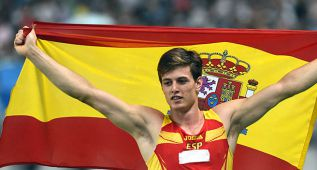 Noel del Cerro conquista la medalla de oro en pértiga