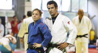 Un matrimonio sobre el tatami: Sugoi Uriarte y Laura Gómez