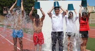 El CSD se suma a mojarse en favor de los enfermos de ELA