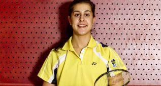 Carolina Marín cumple en su primer partido del Mundial