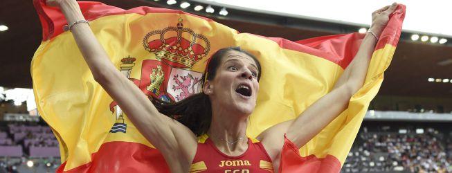 Ruth Beitia regresa a Zúrich, el escenario de su medalla de oro