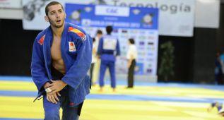 Adrián Nacimiento marcó el techo del judo español en Rusia