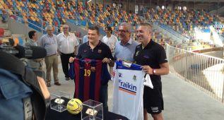 Final inédita entre el Barcelona y el Fraikin Granollers