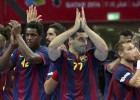 El Barça supera El Jaish (39-29) y jugará la final contra el Al Sadd
