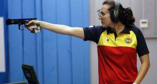 Sonia Franquet gana la primera plaza olímpica para España