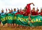 España se clasifica para el Mundial de fútbol playa de 2015