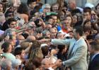 El Rey animó al equipo español de cara al Mundial de Santander