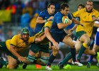 Australia doblega a Argentina con pequeño susto final