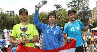 Requejo gana la Maratón Internacional Ciudad de Logroño