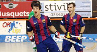 Barcelona y Noia comienzan la batalla por la Copa Continental