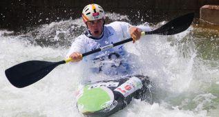 Hernanz no estará en la final del Campeonato Mundial de Slalom