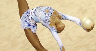 Yana Kudryavtseva lidera la clasificación individual