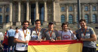 Los españoles fueron testigos del récord de Kimetto en Berlín