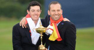 Sergio García mantiene su tercera plaza de la PGA
