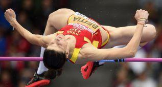 Ruth Beitia, elegida tercera mejor atleta europea del año