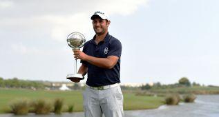 El francés Levy se lleva el título en Portugal en sólo 36 hoyos
