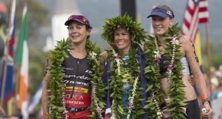 Mirinda Carfrae, la ironwoman de Hawai remonta en la maratón