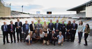 La IAAF evalúa a Barcelona como sede del Mundial de 2019