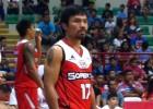 Pacquiao debutó como jugador de baloncesto en Filipinas