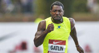 La IAAF excluye a Gatlin, que no optará al premio