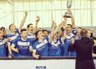 El 'Spanish Baku' pone en auge al fútbol sala en Inglaterra