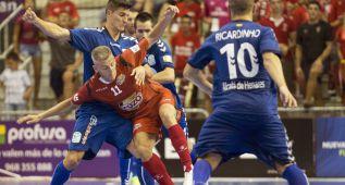 Inter-ElPozo: el Clásico pone en juego el liderato de la LNFS
