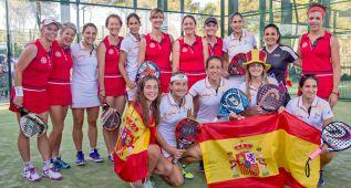 España abre los Mundiales de Palma con pleno de victorias