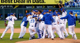 La cenicienta Kansas City revoluciona el béisbol USA