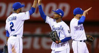 La conexión venezolana de los Royals logra empatar la serie