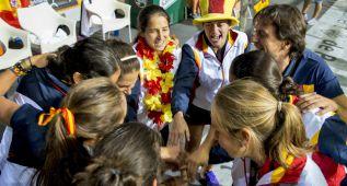 La Selección femenina se llevó el título mundial en Palma