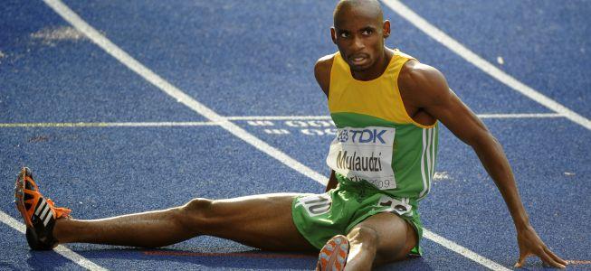 Fallece Mbulaeni Mulaudzi, excampeón mundial de 800 m.