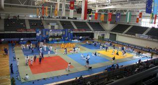 Más de 1.500 judocas se darán cita en el Ciudad de Avilés