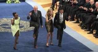 """Felipe VI: """"La Maratón de Nueva York es ejemplo de convivencia"""""""