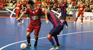 ElPozo y Barça empatan en Murcia, el Jaén es líder