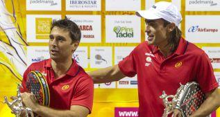 Llaguno-Amatriain y Díaz-Mieres, campeones en Palma
