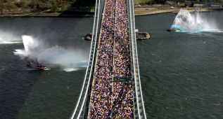 Una fiesta: más de 50.000 atletas correran en la Gran Manzana