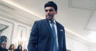 """Anand: """"Hasta cuando bromeo con Carlsen existe tensión"""""""