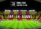 El Camp Nou acogerá la final de la liga francesa de rugby